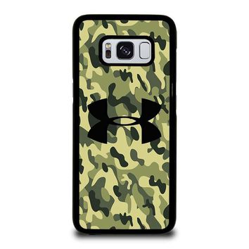 CAMO BAPE UNDER ARMOUR Samsung Galaxy S3 S4 S5 S6 S7 Edge S8 Plus, Note 3 4 5 8 Case Cover