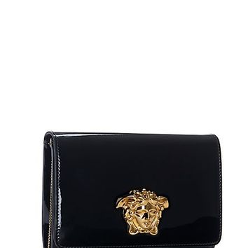 Versace - Palazzo Patent Clutch