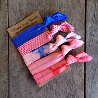 The Stassi Hair Tie - Ponytail Holder Collection by Elastic Hair Bandz on Etsy