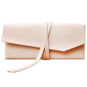 Loess Wrap Clutch