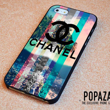 Coco Chanel underwater iPhone 5 | 5S Case Cover
