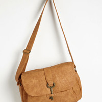 Boho Keystone State Bag in Caramel by ModCloth