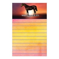 Brown Horse Stationery