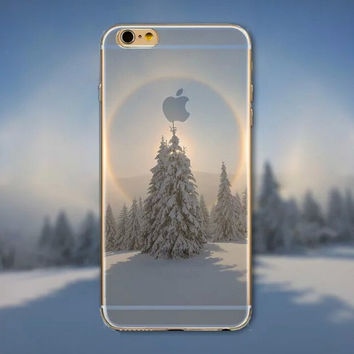 Snowfield  iPhone 5 5S iPhone 6 6S Plus Case + Gift Box-125