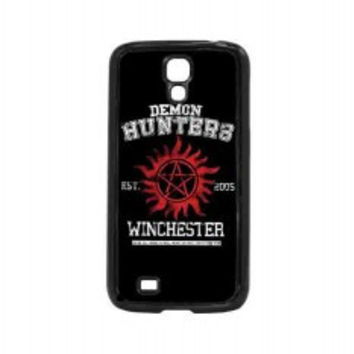 supernatural demon hunters for samsung galaxy s4 case