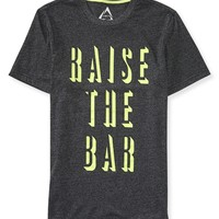 Raise The Bar Graphic T