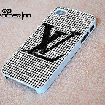 Louis Vuitton Crystal iPhone 4s iphone 5 iphone 5s iphone 6 case, Samsung s3 samsung s4 samsung s5 note 3 note 4 case, iPod 4 5 Case