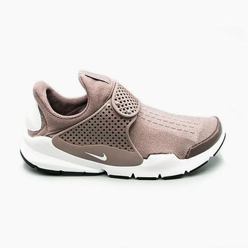 qiyif NIKE - Women - W Sock Dart - Grey/White