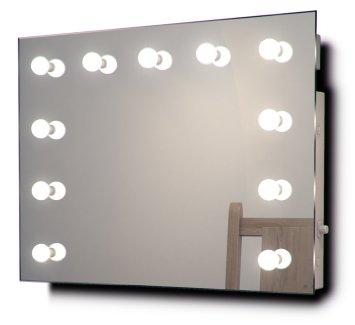 hollywood makeup dressing room mirror from amazon. Black Bedroom Furniture Sets. Home Design Ideas