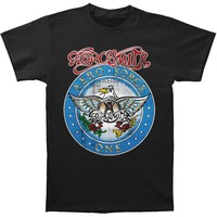 Aerosmith Men's  Aero Force Slim Fit T-shirt Black