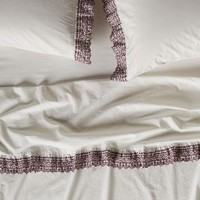 Mignonne Embroidered Sheet Set