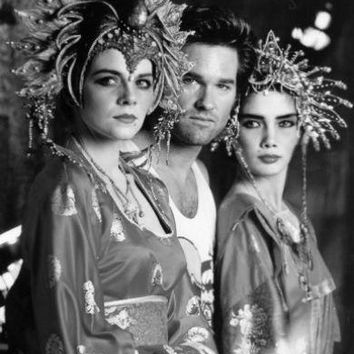 Big Trouble In Little China poster 16inx24in gowns kim cattrall 16inx24in