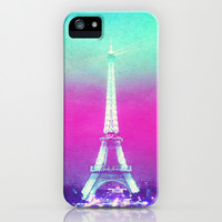 La Tour Eiffel iPhone & iPod Case by M Studio
