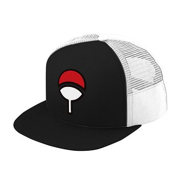 Naruto Uchiha Clan Trucker Hat - PF00300TH