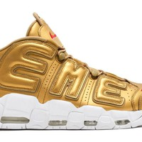 "Gold ""Suptempo"" Air by Supreme x Nike"