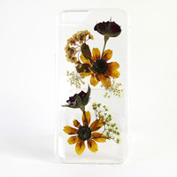 Jane iPhone 6 Dried Flower Phone Case