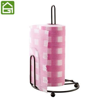 Kitchen Disposable Wiping Cloth Stand Holder Tissue Roll Paper Shelf Dish Rag Wash Hand Towel Shelves