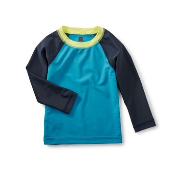 Deep Dive Baby Rash Guard