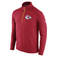 Nike Game Day Half-Zip Knit (NFL Chiefs) Men's Top
