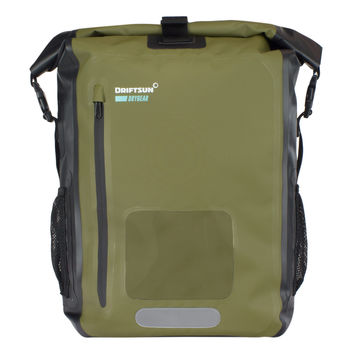 Roll-Top Dry Bag Backpack | 100% Waterproof Backpack