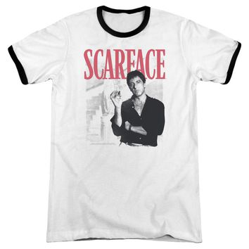Scarface - Stairway Adult Ringer