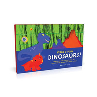 STAGE & PLAY DINOSAURS!
