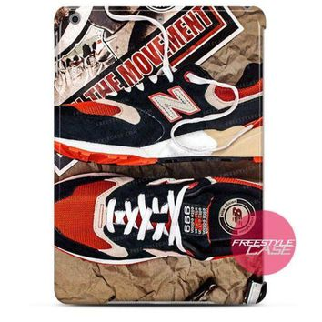 ONETOW new balance my speed ipad case 2 3 4 air mini cover