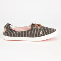 Roxy Kayak Womens Lace-Up Shoes Dark Grey  In Sizes