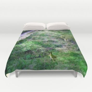 Curiosity Duvet Cover by  it´s Ephemeral