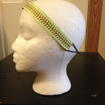 No slide Softball Headband-Softball Headband
