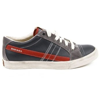 Multicolor 41 EUR - 8.5 US Diesel mens sneakers D-VELOWS D-STRING LOW Y01107 P0501 H3292