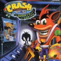 Crash Bandicoot: The Wrath of Cortex [Greatest Hits]  (Sony PlayStation 2, 2002) Complete