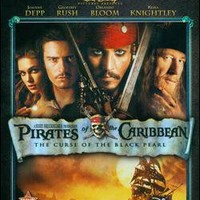 Pirates of the Caribbean: The Curse of the Black Pearl - DVD