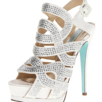 Betsey Johnson Love Pumps