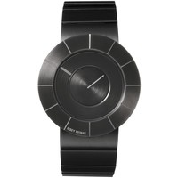 Issey Miyake TO Black IP Steel Watch | Black IP Steel