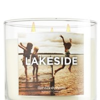 Lakeside 14.5 oz. 3-Wick Candle   - Slatkin & Co. - Bath & Body Works
