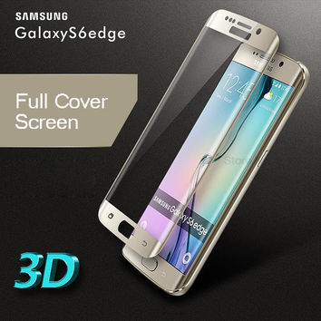 3D Curved Surface Screen