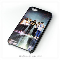 One Direction Cartoon Fanart iPhone 4 4S 5 5S 5C 6 6 Plus , iPod 4 5 , Samsung Galaxy S3 S4 S5 Note 3 Note 4 , HTC One X M7 M8 Case
