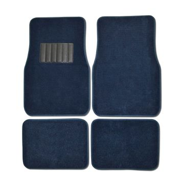 Licensed Official Brand New 4pcs Set Car Truck Front Rear Back Carpet Floor Mats