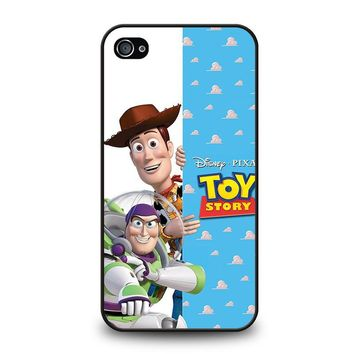 TOY STORY DISNEY iPhone 4 / 4S Case Cover