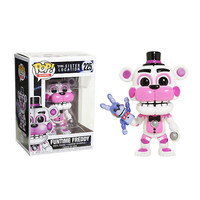 Funko Five Nights At Freddy's: Sister Location Pop! Games Funtime Freddy Vinyl Figure