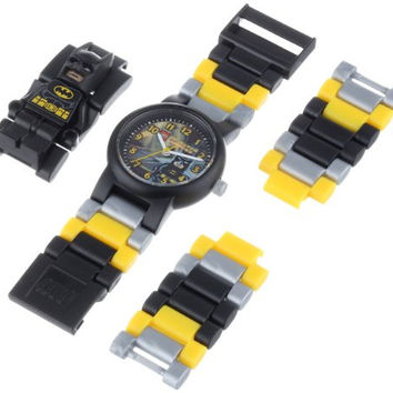 LEGO Super Heroes DC Universe Batman Minifigure Link Watch