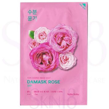 Holika Holika Pure Essence Mask Sheet [Damask Rose]