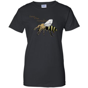 Attractive Save The Honey Bees Cheerios 2017 T Shirt