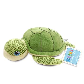 Keiki Kuddles Green Big Honu Stuffed Animal
