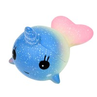Squishy Whale Toys for children