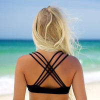 Wipe Out - Criss Cross Black