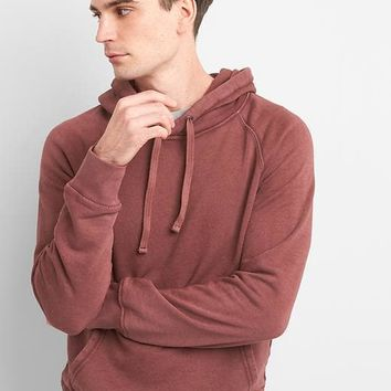French terry pullover hoodie | Gap