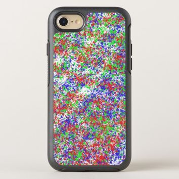 Splatter Abstract Cell Phone Case