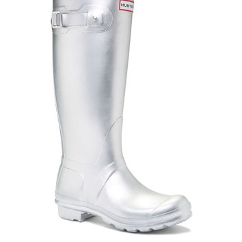 Original Metallic Rain Boot